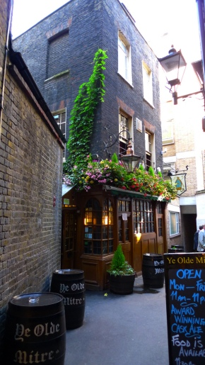 Pictured: London's best heritage pubs